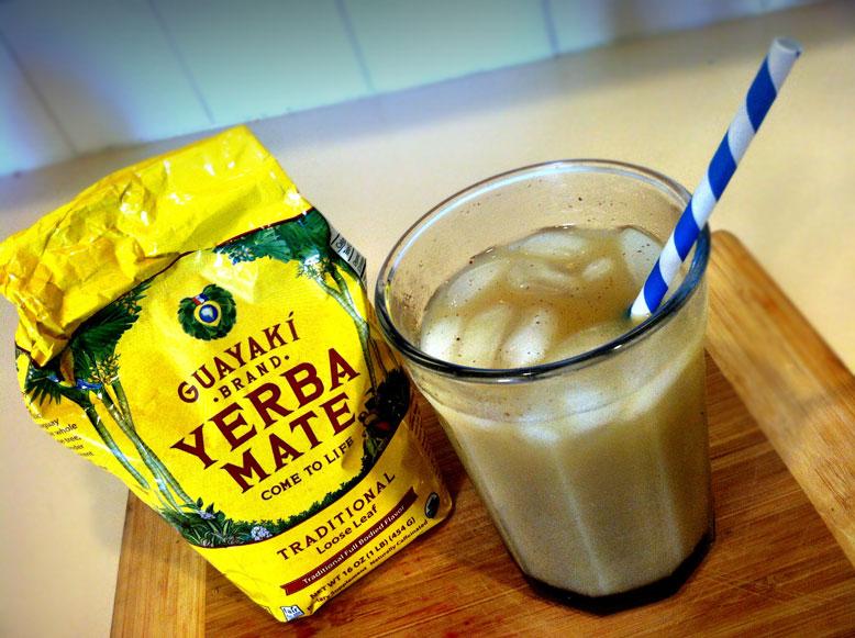 Cinnamon Honey Yerba Mate Late Recipe