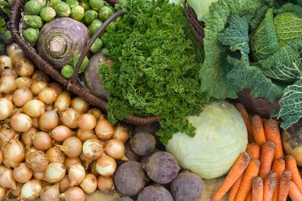 Frisches Gemüse Fresh vegetables